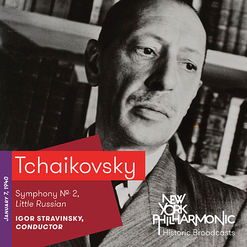Tchaikovsky: Symphony No. 2 by New York Philharmonic