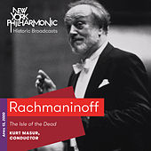 Rachmaninoff: The Isle of the Dead by New York Philharmonic
