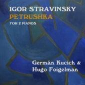 Igor Stravinsky: Petrushka for 2 Pianos by German Kucich