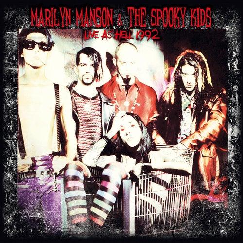 "Marilyn Manson: ""Live as Hell 1992 + bonus track"""