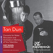 Tan Dun: Water Percussion Concerto by Christopher Lamb