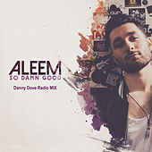 So Damn Good (Danny Dove Radio Mix) by Aleem Featuring Leroy Burgess