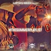 #Thesummerplaylist by Mahem