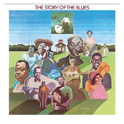 Story Of The Blues (Legacy) by Various Artists