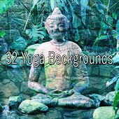 32 Yoga Backgrounds by Asian Traditional Music