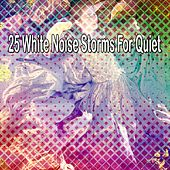 25 White Noise Storms For Quiet by Thunderstorm Sleep