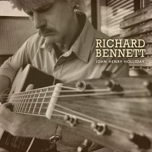 John Henry Holliday by Richard Bennett
