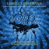 Play & Download Lowell Liebermann: Clarinet Quintet; Piano Quintet by Korevaar   Napster