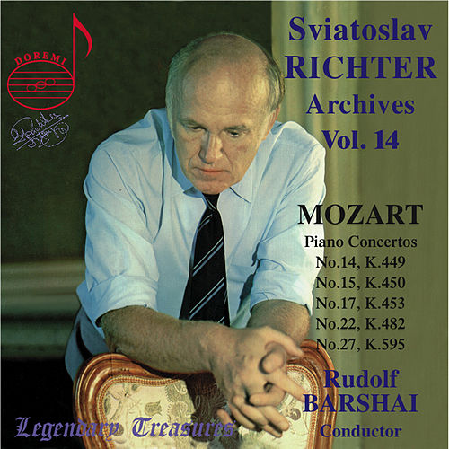 Richter Archives, Vol. 14 di Sviatoslav Richter