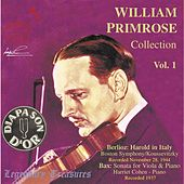 William Primrose Collection, Vol. 1 by William Primrose