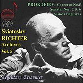 Richter Archives, Vol. 5 by Sviatoslav Richter