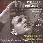 William Primrose Collection, Vol. 2 by William Primrose