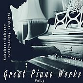Great Piano Works, Vol. 3 by Vlad Tkachuk