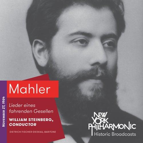 Mahler: Lieder eines fahrenden Gesellen by Dietrich Fischer-Dieskau