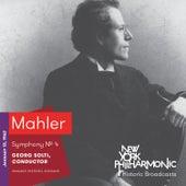 Mahler: Symphony No. 4 by Irmgard Seefried