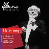 Debussy: Le Martyre de Saint Sébastien by Various Artists