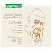Great Maestros, Vol. 6: Neeme Järvi (Live) by Various Artists