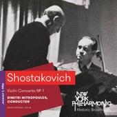 Shostakovich: Violin Concerto No. 1 by David Oistrakh