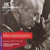 Mendelssohn: Symphony No. 3 by New York Philharmonic