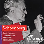 Schoenberg: Ode to Napoleon by Edward Steuermann