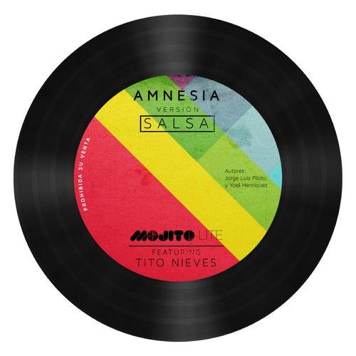 Amnesia (Versión Salsa) [feat. Tito Nieves] de Mojito Lite