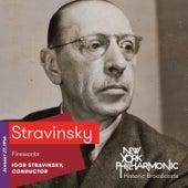 Stravinsky: Fireworks by New York Philharmonic