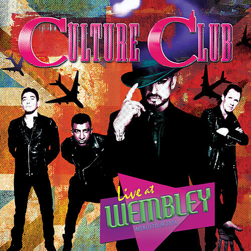 Live at Wembley - World Tour 2016 von Culture Club