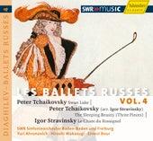 Les Ballets Russes Vol. 4 by SWR Sinfonieorchester Baden-Baden und Freiburg