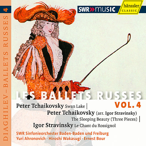 Play & Download Les Ballets Russes Vol. 4 by SWR Sinfonieorchester Baden-Baden und Freiburg | Napster