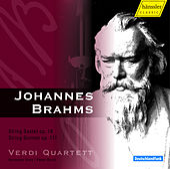Play & Download The Verdi Quartett Performs Brahms: String Sextet, Op. 18 & String Quintet, Op. 111 by Verdi Quartett | Napster