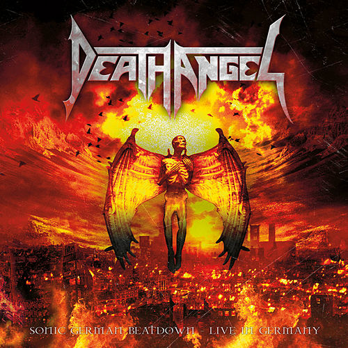 Play & Download Sonic German Beatdown (Live In Germany) by Death Angel | Napster