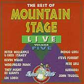 Play & Download The Best Of Mountain Stage Live, Vol. 5 by Various Artists | Napster