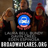 Christmas Broadway Bus Stop by Eden Espinosa