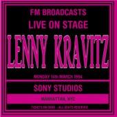 Live On Stage  FM Broadcasts - Sony Studios NYC 14th March 1994 von Lenny Kravitz
