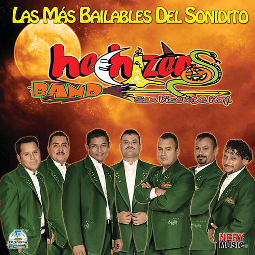 Play & Download Las Más Bailables Del Sonidito by Hechizeros Band | Napster