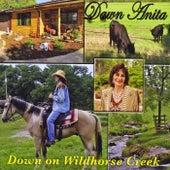Down on Wildhorse Creek by Dawn Anita