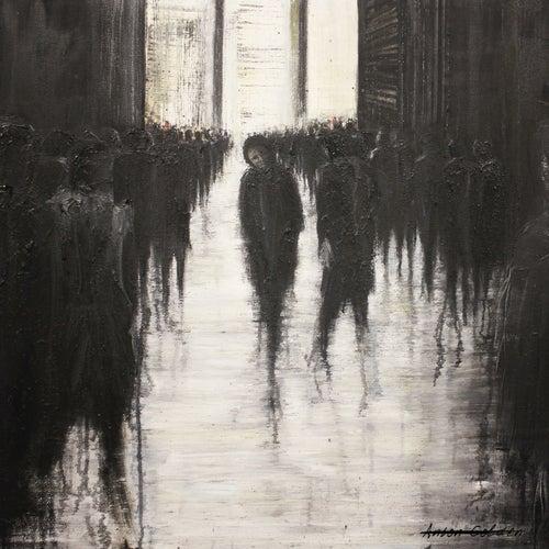 Anti-Social Club by Anton Golden