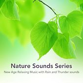 Nature Sounds Series - New Age Relaxing Music with Rain and Thunder sounds, Ocean Waves, Wind, Chimes, Tibetan Bells, Rivers, Forest by Relax - Meditate - Sleep