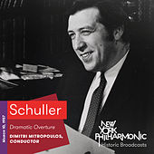 Schuller: Dramatic Overture by New York Philharmonic