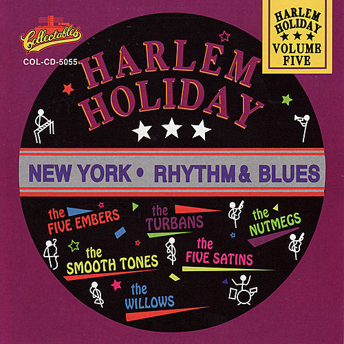 Play & Download Harlem Holiday: New York Rhythm & Blues, Vol. 5 by Various Artists | Napster