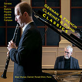 French & German Clarinet & Piano Classics by Brian Viliunas