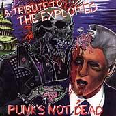 Play & Download Punk's Not Dead: A Tribute To The Exploited by Various Artists | Napster