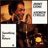 Something In Return by Andrew Cyrille