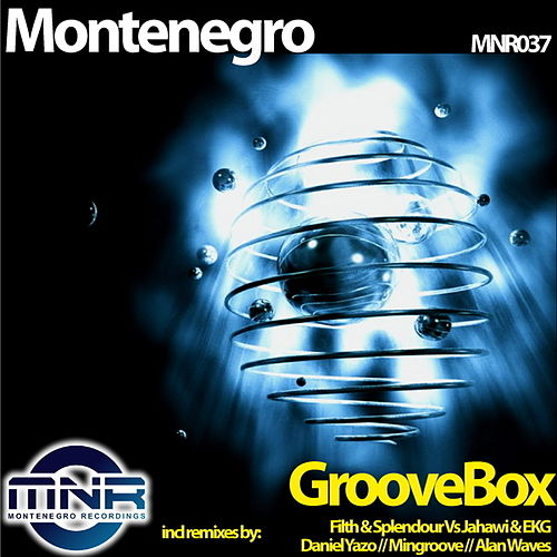 Play & Download GrooveBox by Monte Negro | Napster