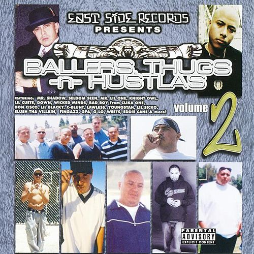 Play & Download Ballers, Thugs N Hustlas, Vol. 2 by Various Artists | Napster