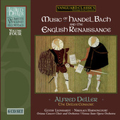 Deller Vol. 4; Handel, Bach & The English Renaissance by Various Artists