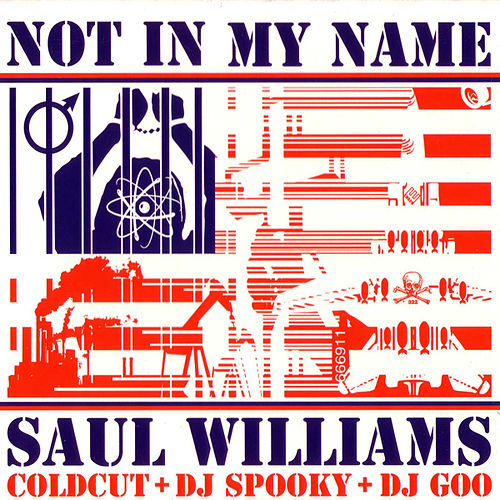 Not In My Name by Saul Williams
