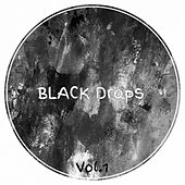 Black Drops by Various Artists