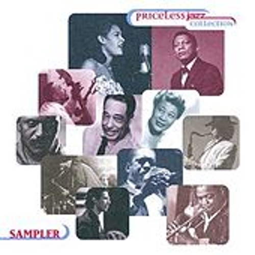 Play & Download Priceless Jazz Sampler by Various Artists | Napster