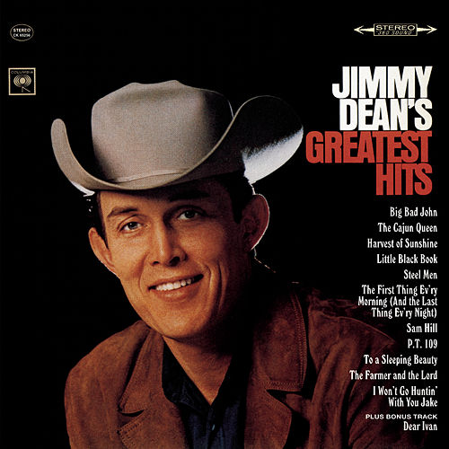 Greatest Hits by Jimmy Dean